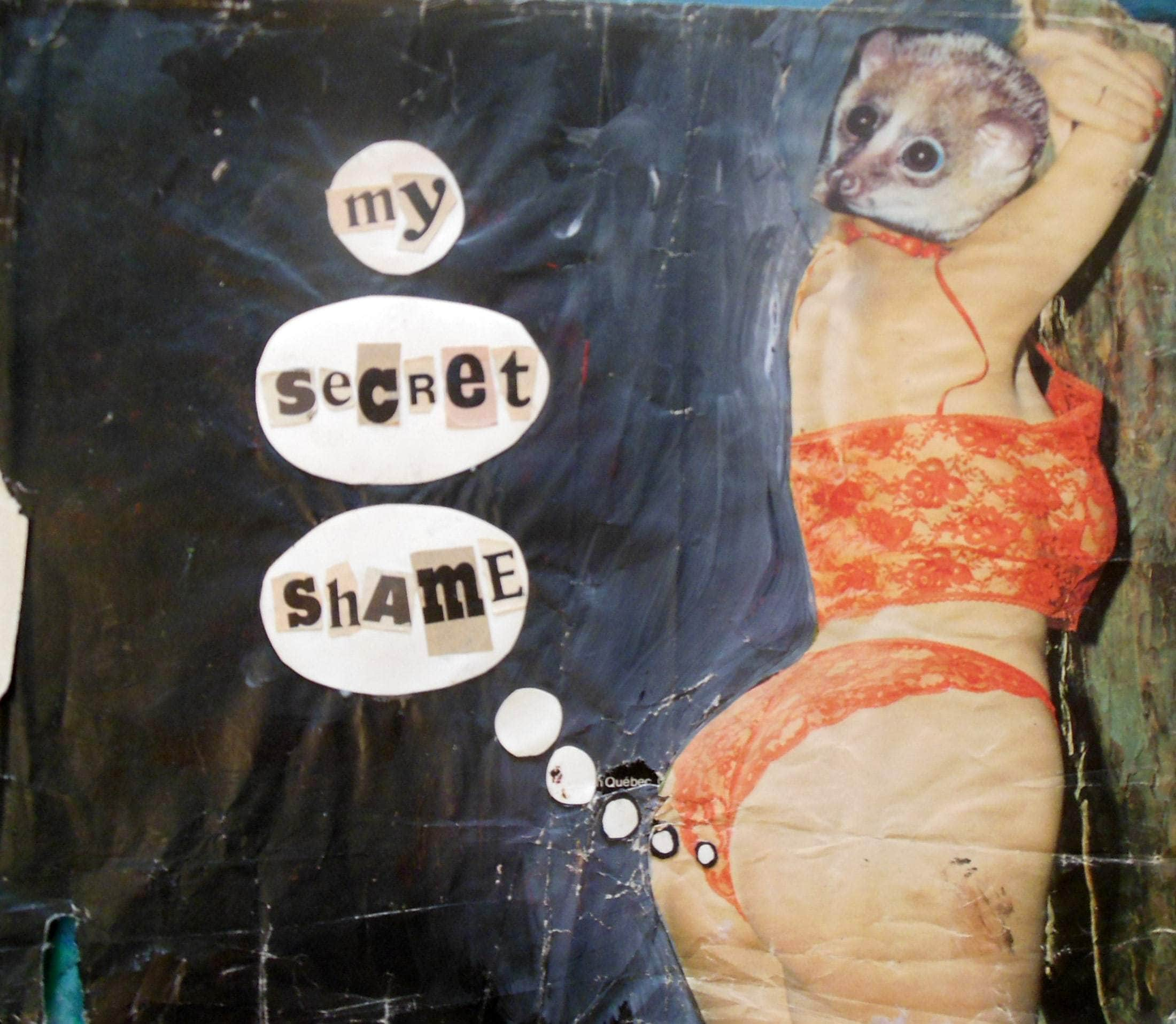 Martha Colburn – My Secret Shame